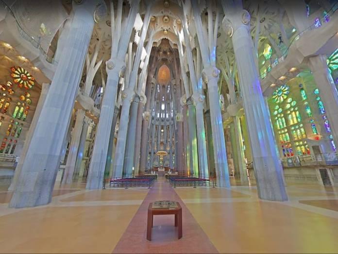 Church of the Sagrada Familia