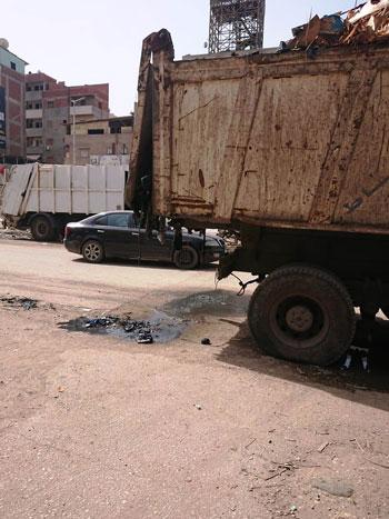 سكان شارع النجدة وقرية السعدية البحرية بدمياط (2)