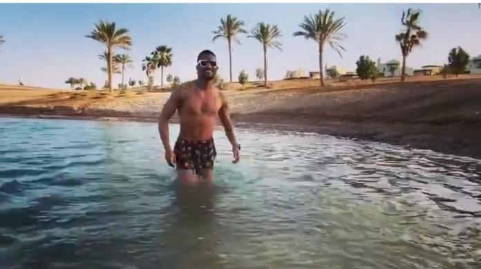 Mohamed Ramadan in El Gouna