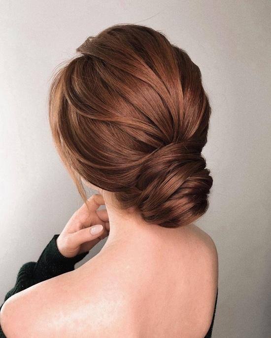 تصفيفة شعر