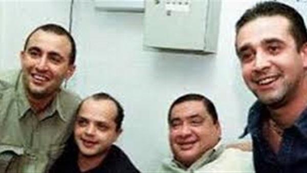 Alaa Wali El Din, Karim Abdel Aziz, Mohamed Henedy and Ahmed El Sakka
