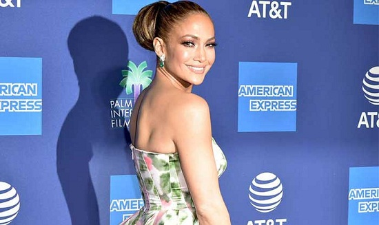 Jennifer Lopez's fitness secret