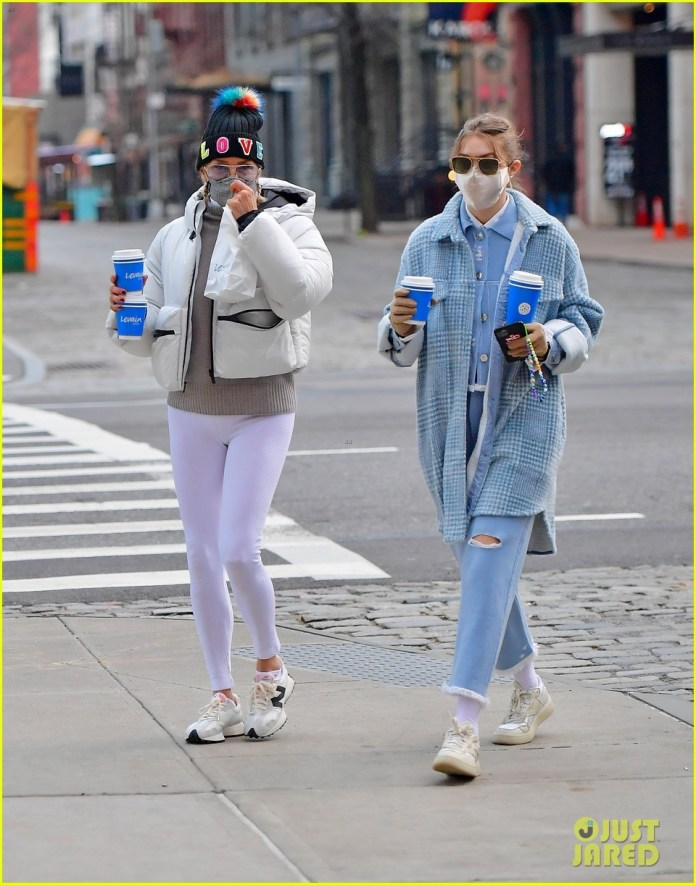 Gigi Hadid recently made appearances with her mother, Yolanda, in New York