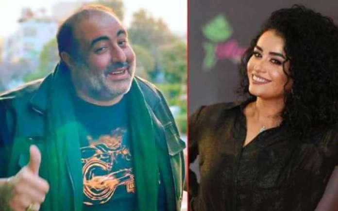 Sameh Abdel Aziz and Nancy Salah