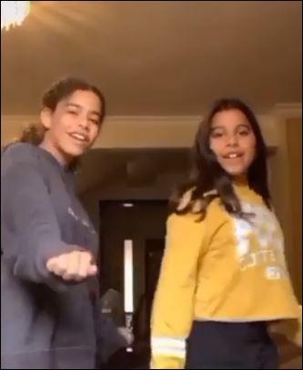 Daughters of Sherine Abdel Wahab (1)