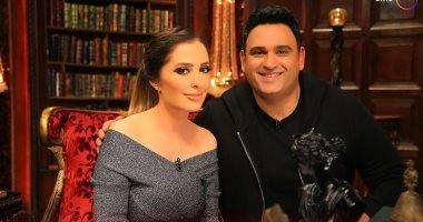 Akram Hosni and Wafa Al Kilani