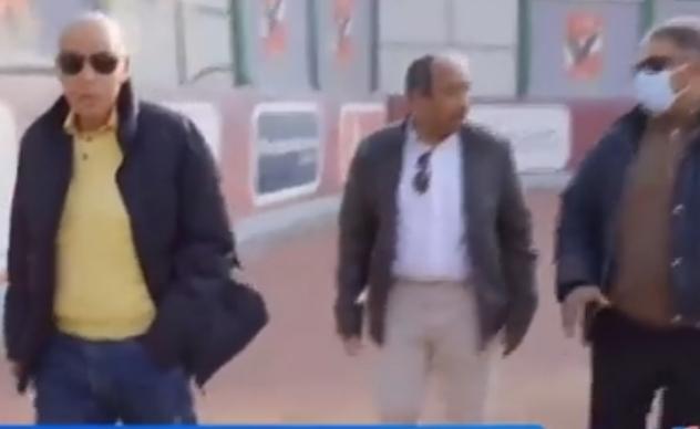 An Ismaili delegation visits Al-Ahly (2)