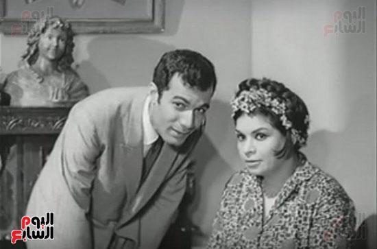 Mahmoud Yassin and Karima Mokhtar
