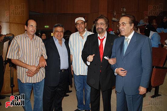 Mahmoud Yassin and Samir Al-Iskandarani Ahmed Badir