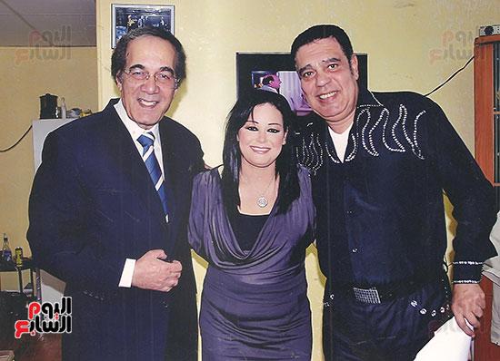 Mahmoud Yassin and Sami El-Adl