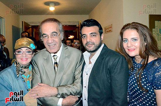 Mahmoud Yassin's family