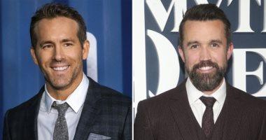 Ryan Reynolds and McLhinney