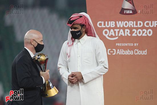 انفانتينو يحمل لقب كاس العالم للاندية