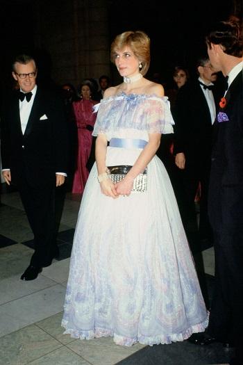 الأميرة ديانا 1981