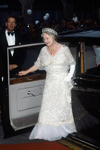 الملكة الأم 1980