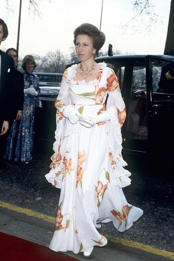 الأميرة آن 1978