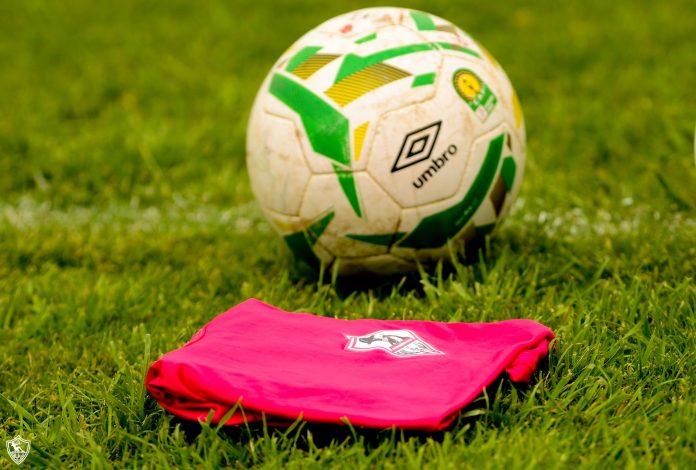 Zamalek shirt and training ball