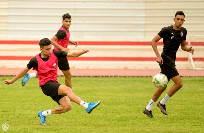 Ashraf bin Sharqi hits the ball