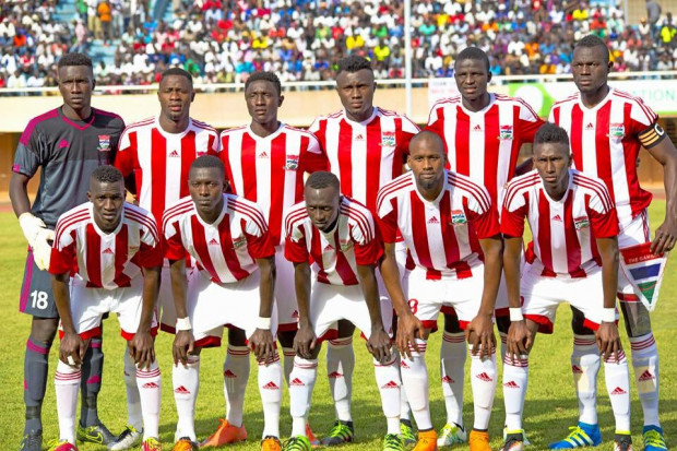 The Gambia national team