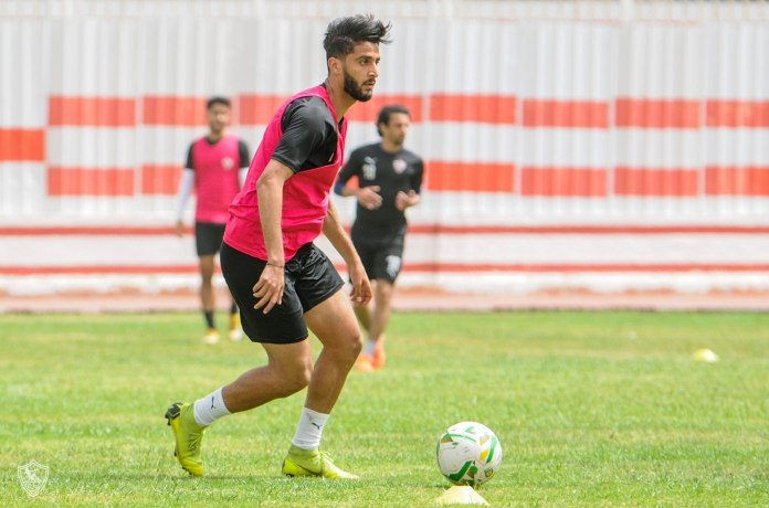 Hussein Faisal, a young midfielder
