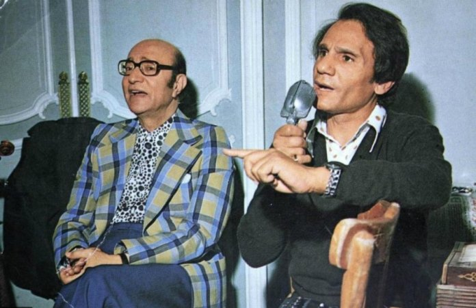 Abdel Halim and Abdel Wahab