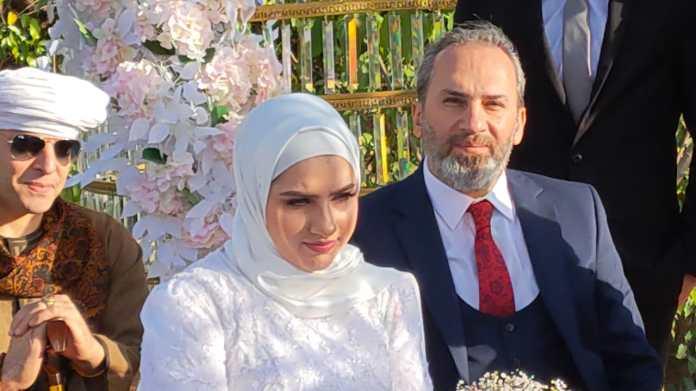 The wedding of the vocalist Mustafa Atef 11 (4)
