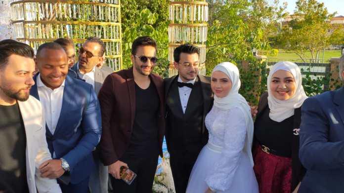 The wedding of the vocalist Mustafa Atef 11 (2)