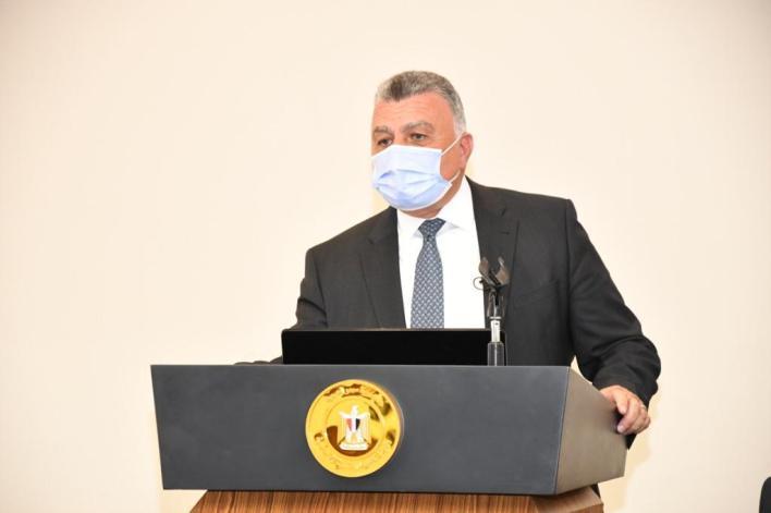 أسامة صالح رئيس مجلس إدارة شركة أيادي،