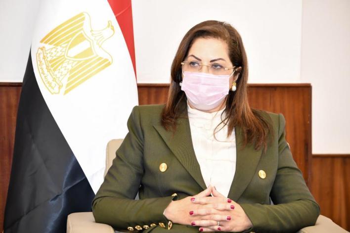 وزيرة التخطيط