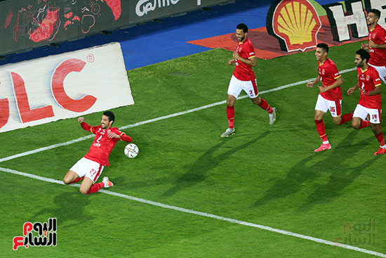 The second round, Al-Ahly and El-Gouna (2)