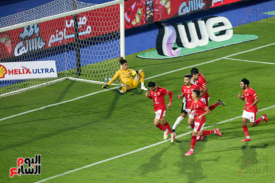 The second round, Al-Ahly and El-Gouna (1)