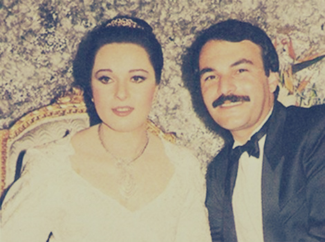 Nora and Hatem Zulfikar