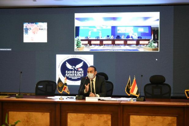 Islam Azzam, Vice President of the Financial Supervisory Authority