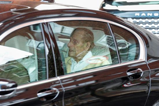 Prince Philip last appearance (3)