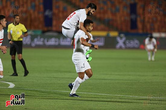 Zamalek and Wannby match (13)