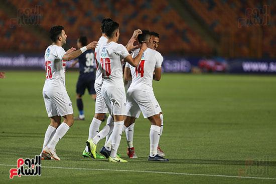 Zamalek and Wanbi match (14)