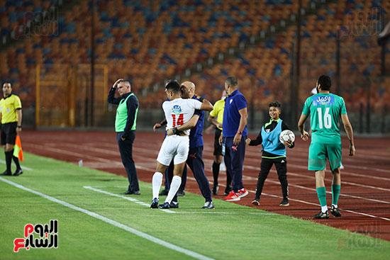 Zamalek and Wanbi match (15)