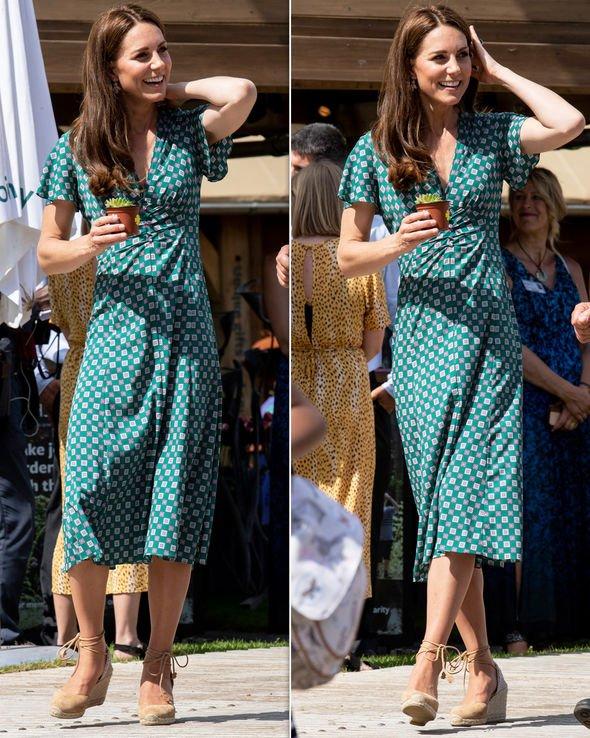 Kate Middleton - Shoes