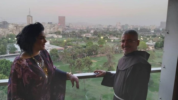 The Catholic Center visits Houria Farghali (4)