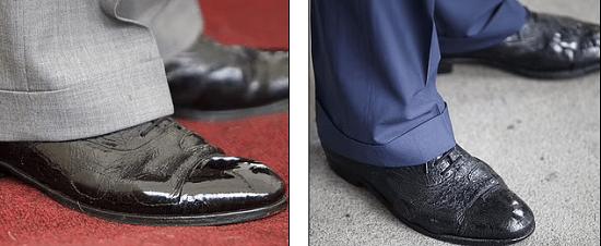 same shoe