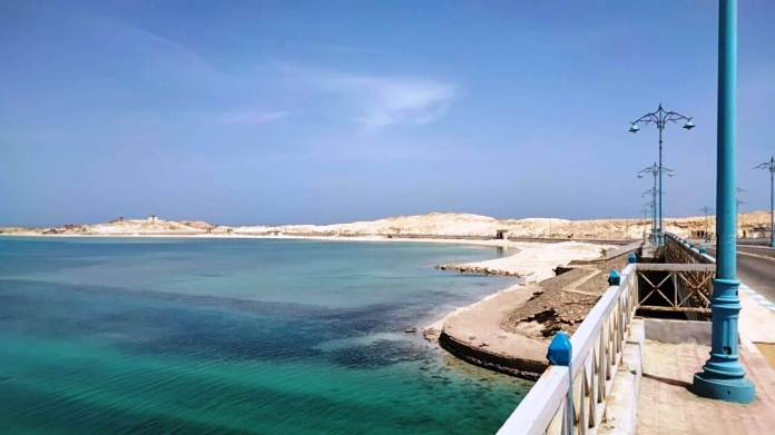 Close the beaches of Matrouh to prevent gatherings