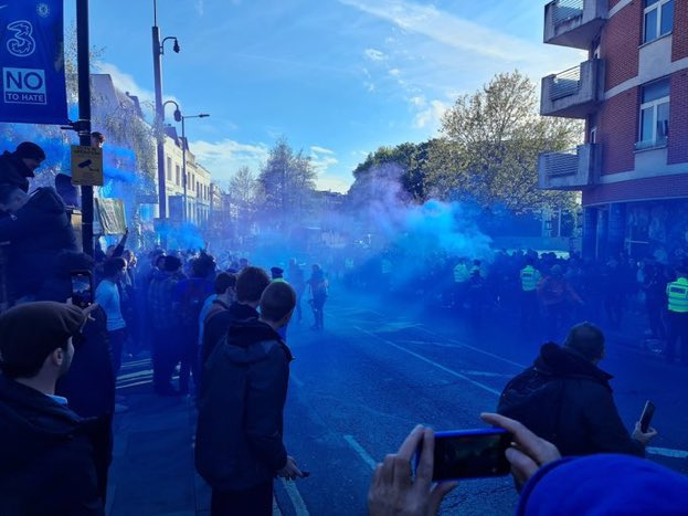 Chelsea fans (1)
