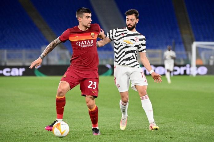 Roma vs Man United (2)