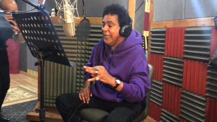 Mohamed Mounir sings lost