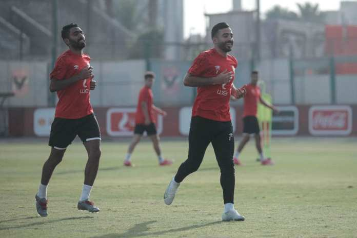 Al Ahly Training (9)