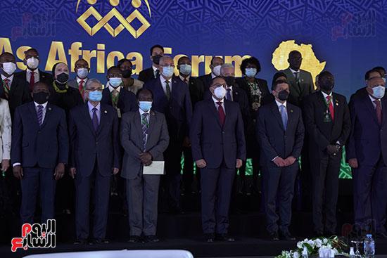 المنتدى الأول لرؤساء هيئات الاستثمار الأفريقية المنعقد بشرم الشيخ (6)