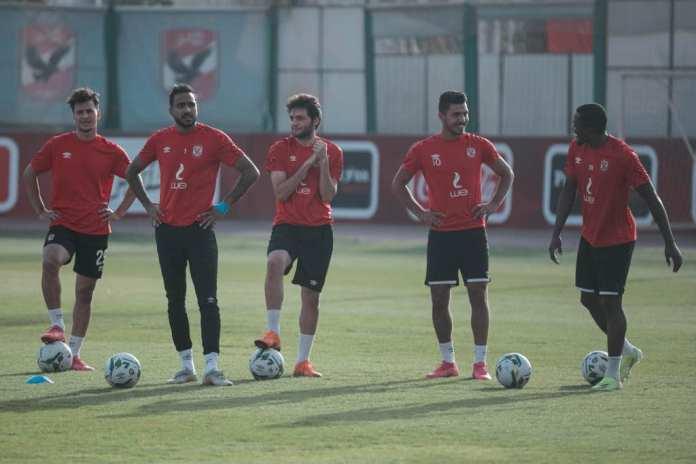 Al Ahly Training (8)