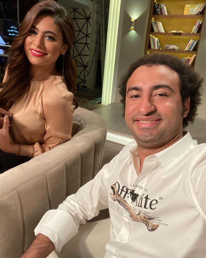 Ali Rabie and Hajar Ahmed