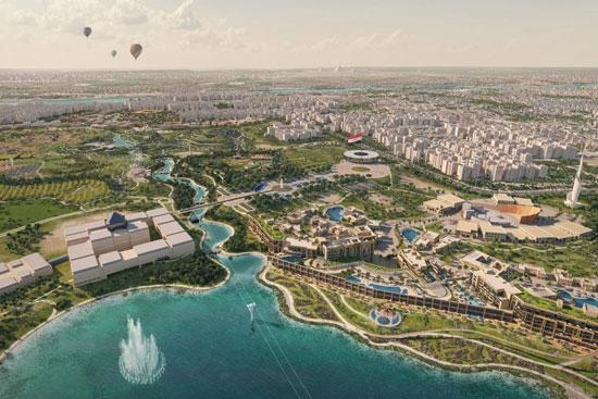 مخطط تطوير حديقة الفسطاط (3)