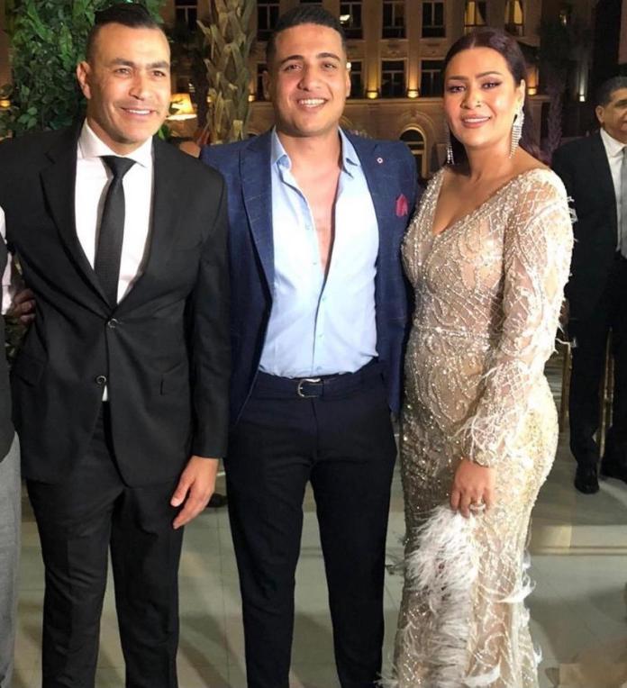 El-Hadary's daughter's wedding (2)
